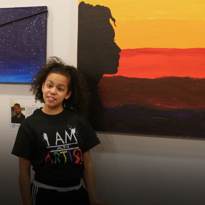 Clubs artists display fine arts at MIAD