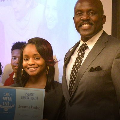 Meet Youth of the Year finalist Jervanna
