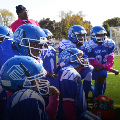 BGC Mustangs crowned youth football champs